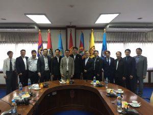ผู้บริหารทูนาเบิลร่วมประชุมกับสถาบันวิชาการป้องกันประเทศ